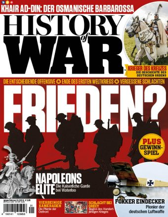 History of War Heft 01/2019