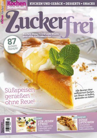 Simply Kochen Sonderheft Zuckerfrei 01/2019