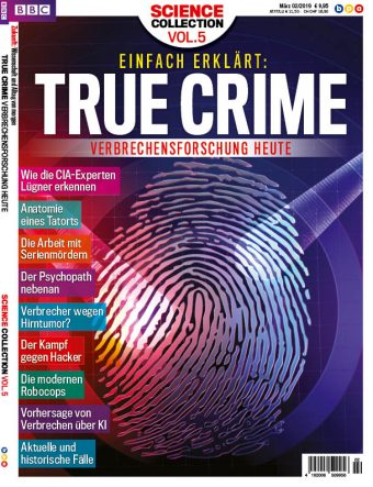 BBC Science Collection Vol. 5 – True Crime - 02/2019