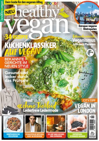 Healthy Vegan 02/2019