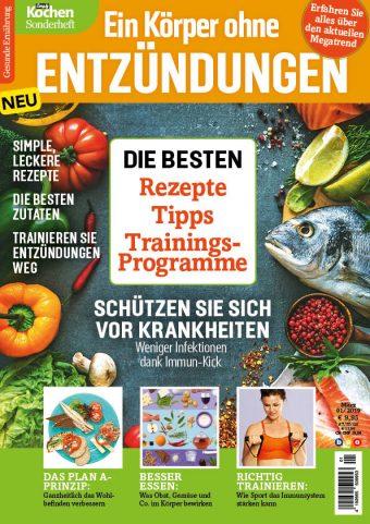 Simply Kochen Sonderheft Körper ohne Entzündungen 01/2019