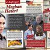 Vier Aufreger von um Meghan - Royal News Heft 03/2019