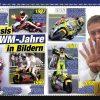 Rossis 24 WM-Jahre in Bildern - Top in Sport – MotoGP Start 2019 Heft 02/2019