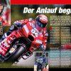 Der Anlauf beginnt - Top in Sport – MotoGP Start 2019 Heft 02/2019