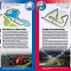 Strecken - Rennsport News Startheft + Planer 2019