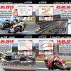 Strecken - Top in Sport – MotoGP Start 2019 Heft 02/2019