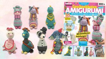 Bunny Crochet Amigurumi Pattern by Little Bear Crochets - Hobium Blog   191x340