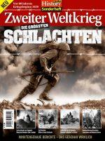 History Collection Sonderheft: Der zweite Weltkrieg – Die größten Schlachten