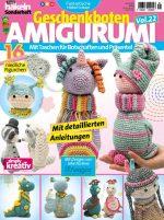 Fantastische Häkelideen Geschenkboten Amigurumi Vol. 22 - 01/2019
