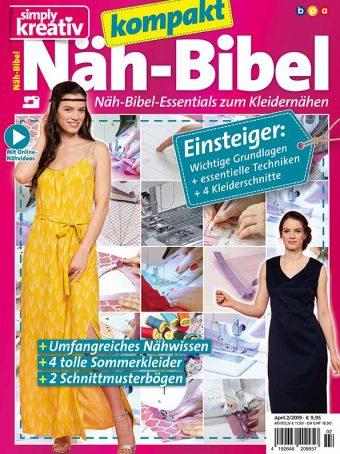 Simply Kreativ Näh-Bibel kompakt 02/2019