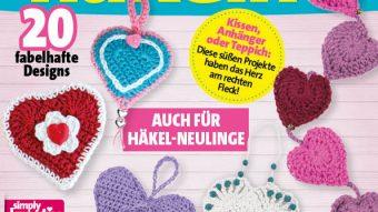 Mini Häkeln Vol.7 – Herzen 02/2019