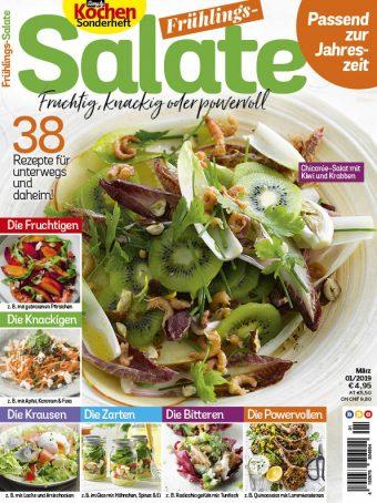 Simply Kochen Sonderheft - Frühlingssalate