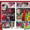 Inhalt - Fussballmagazin Bayern München 03/2019