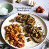 Rezept - Pilze & Bohnen auf Sauerteigbrot - Healthy Vegan 03/2019