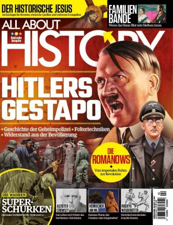 All About History Heft 02/2019
