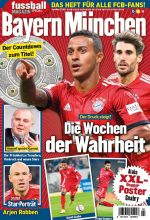 Fussballmagazin Bayern München 03/2019