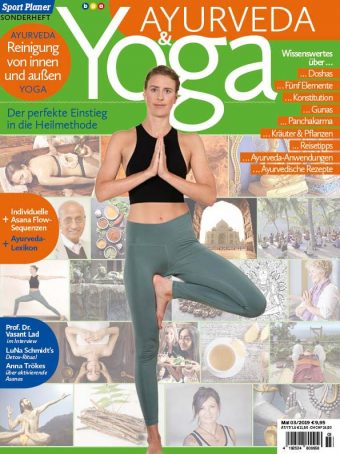 Yoga-Guide Ayurveda & Yoga 03/2019