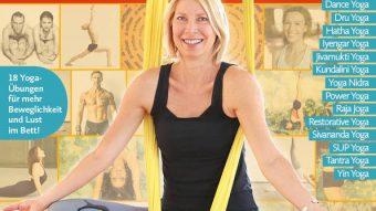 Yoga-Guide 24 Yoga-Stile 04/2019