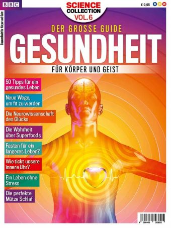 BBC Science Collection Vol. 6 – Gesundheit - 03/2019