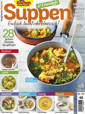 Simply Kochen Sonderheft - Suppen und Eintöpfe