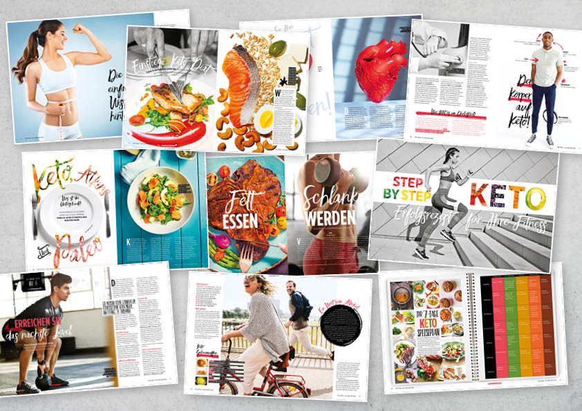 Simply Kochen Sonderheft Keto Guide Vol. 2