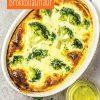 Rezept - Brokkoliauflauf - Simply Kochen mit und für Kinder - mit Nina Kämpf von Mamaaempf
