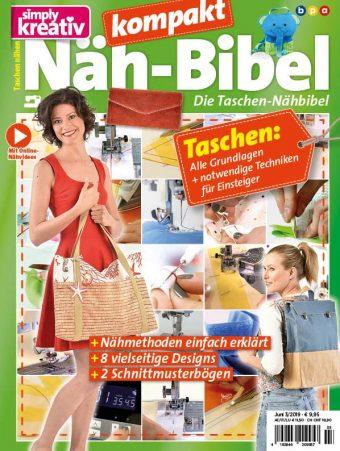 Simply Kreativ Näh-Bibel kompakt 03/2019