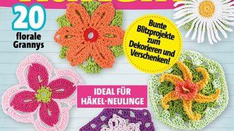 Mini Granny-Blumen häkeln Vol. 9