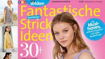 Fantastische Sommer-Strickideen 03/2019
