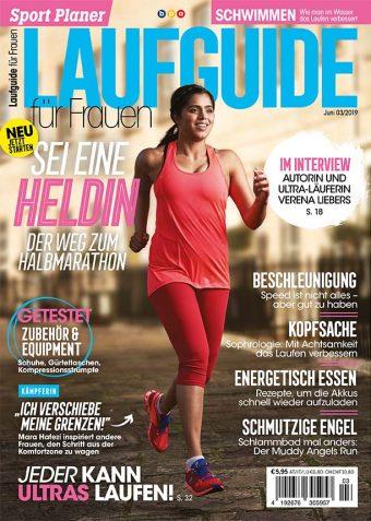 Laufguide für Frauen 03/2019