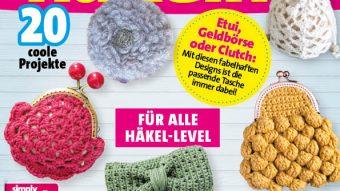 Mini Taschen und Etuis Häkeln Vol. 8 – 03/2019