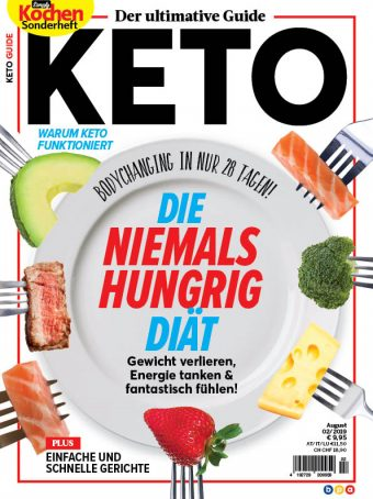 Simply Kochen Sonderheft Keto Guide Vol. 2