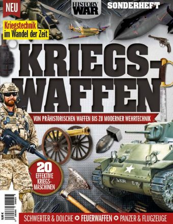 History of War Sonderheft Waffen