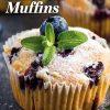 Rezept - Blaubeer-Muffins - Simply Backen Sonderheft Besser Backen mit Tommy Weinz