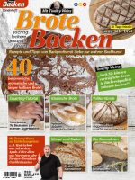 Simply Backen Sonderheft Brote backen mit Tommy Weinz 02/19