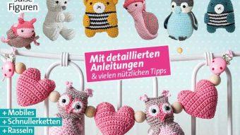 Fantastische Häkelideen Niedliche Projekte für die Kleinsten Amigurumi Vol. 23