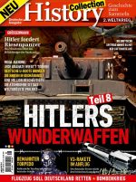 History Collection Teil 8 – Hitlers Wunderwaffen - 08/2019
