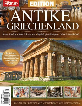 All About History Special: Das antike Griechenland