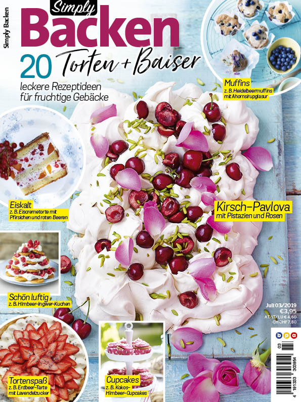 Simply Backen 03/2019