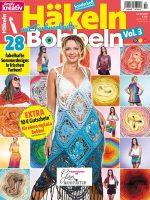Simply Kreativ Häkeln mit Farbverlaufs-Bobbeln Vol. 3 Heft 03/2019