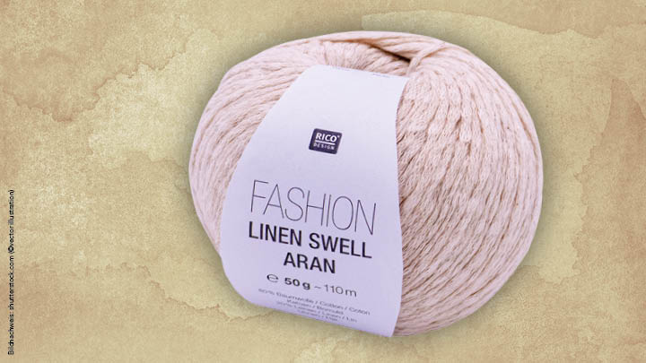 Rico Design Fashion Linen Swell aran