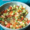 Rezept - Indischer Kachumber-Salat mit Gurken und Tomaten - Simply Kochen Sonderheft Sommer-Salate