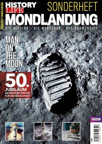 History Life Sonderheft: Mondlandung