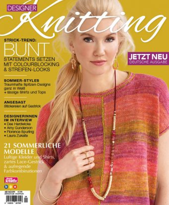 Designer Knitting 04/2019