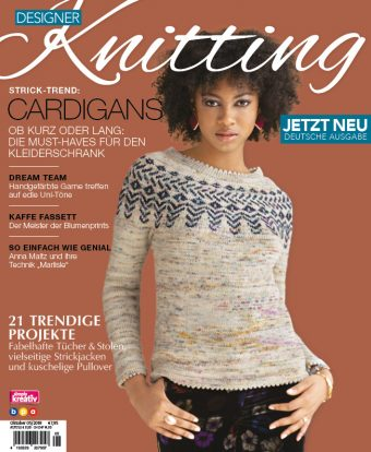 Designer Knitting 05/2019