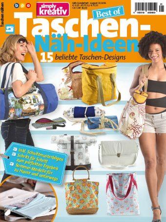 Simply Kreativ Best of Taschen-Näh-Ideen
