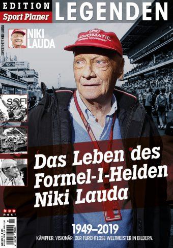 Sportplaner Edition Niki Lauda