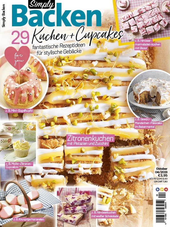 Simply Backen Kuchen und Cupcakes