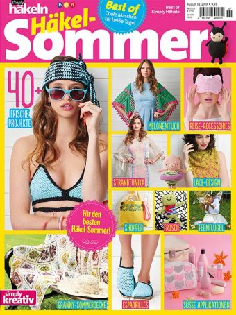 Best of Simply Häkeln Sommer 02/2019