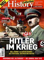 History Collection Teil 9 – Hitler im Krieg - 09/2019
